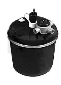 Pressurized Filter 1000 Gal  With UV from Pondmaster