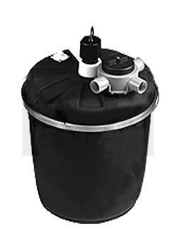 Pond  Pressurized Filter 2000 Gal  With UV