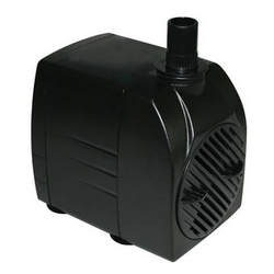 Submersible In-Line Supreme-Hydro Pump 725 GPH - Hydroponic Pumps