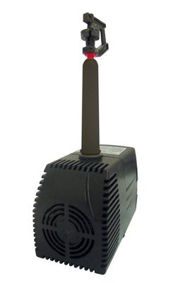 Supreme-Hydro Cloning Pump with Spray Head 155 GPH   Hydroponic Pumps