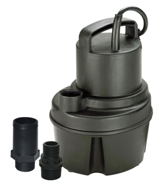 Supreme-Hydro De-Watering (Sump) Pump 1400 GPH- Hydroponic Pumps
