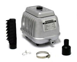 Pondmaster Air Pump LP-100 for Oxygenating ponds