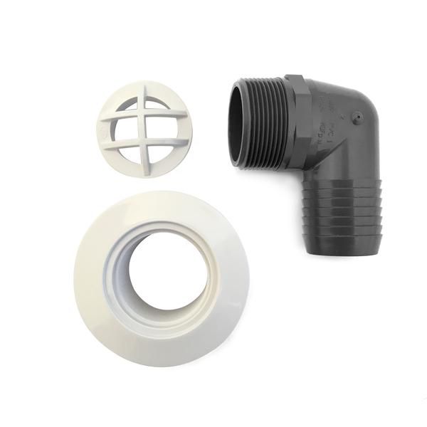 BOTTOM DRAIN KIT FOR PROLINE PRESSURIZED FILTERS | Pressurized Filter Parts