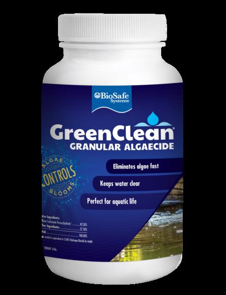 GreenClean Algaecide | Miscellaneous
