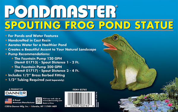 Spouting Frog Statue | Fountains & Spitters