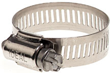 Hose Clamps (Stainless Steel)   Plumbing