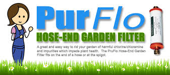 PurFlo Hose-End Garden Filter | Pond Additives