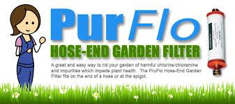 PurFlo Hose-End Garden Filter | Pond Additives