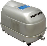 Pondmaster Air Pump LP-40 for Oxygenating ponds