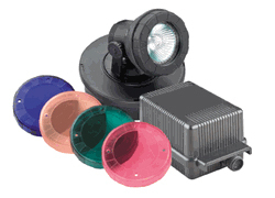 Image Pondmaster LED Light Kit w/color lens set