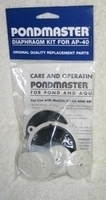 Image Pondmaster Air Pump Diaphragm Kit
