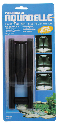Image Mini AquaBelle Fountain Head Kit 02089