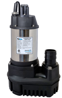 Image HIGH-FLOW SUBMERSIBLE WATER PUMP 1/6 hp
