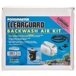 Image ClearGuard Backwash Air Kit