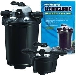 Image Pondmaster ClearGuard Pressurized Filter w/UV (Free Shipping!)