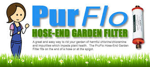 PurFlo Hose-End Garden Filter